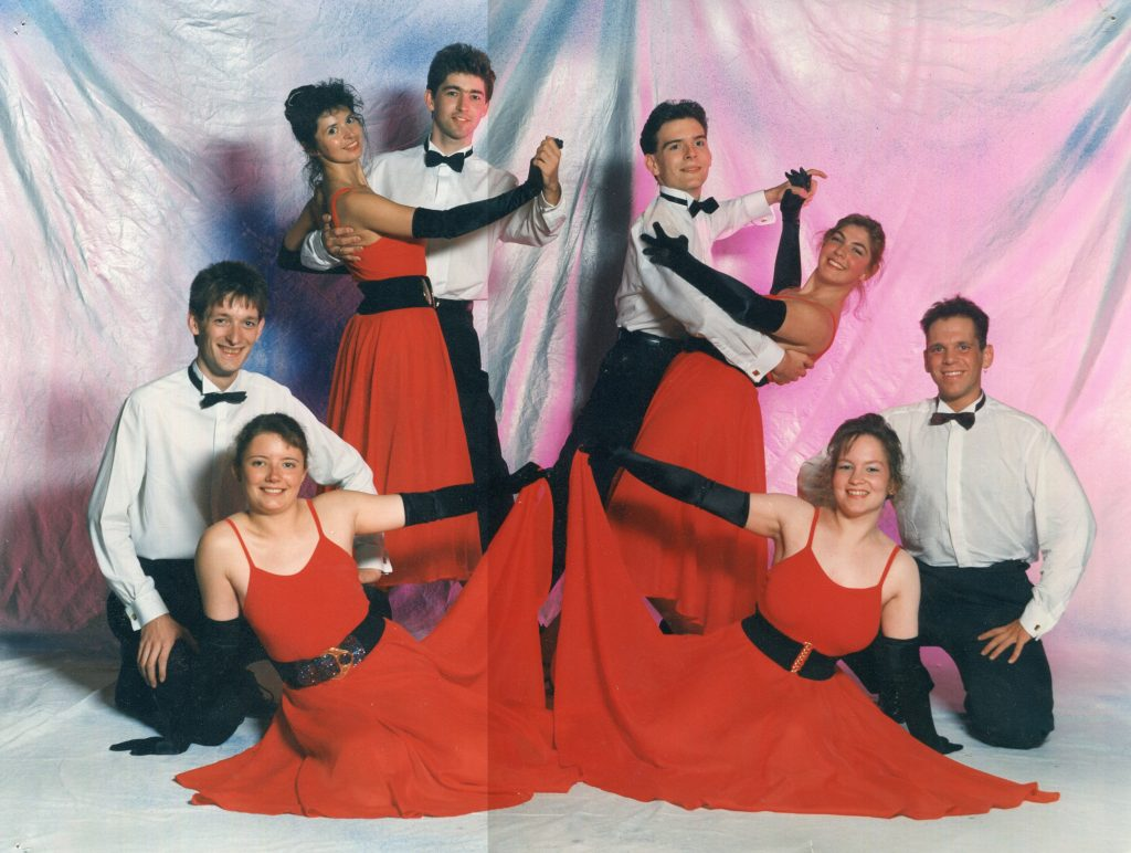 1993-1994 1. Standard