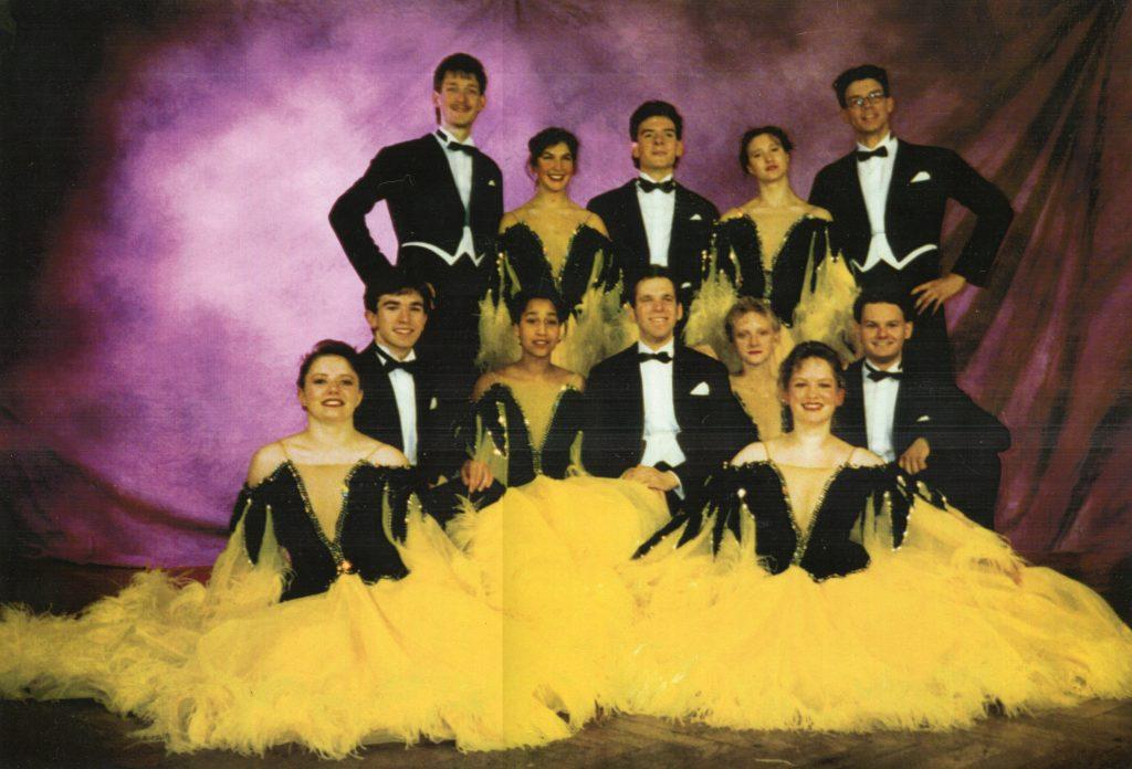 1993-1994 1. Standard 2